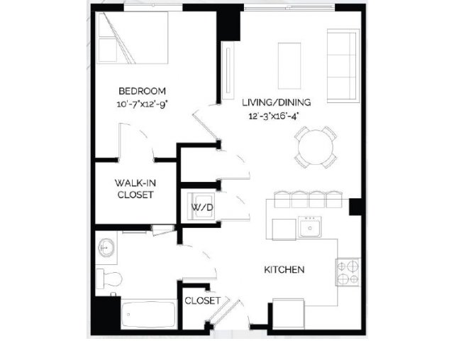 Floor Plan 7 | West of Chestnut