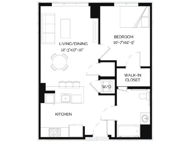 Floor Plan 8 | West of Chestnut
