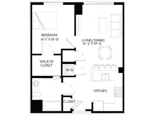Floor Plan 11 | West of Chestnut