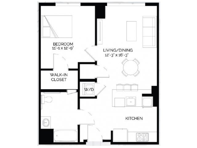 Floor Plan 12 | West of Chestnut
