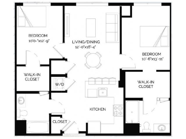 Floor Plan 19 | West of Chestnut