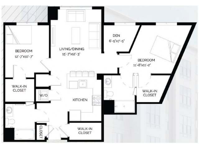 Floor Plan 20 | West of Chestnut