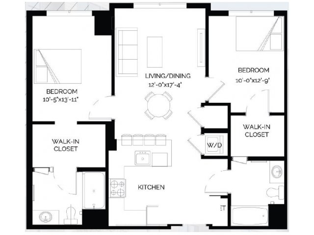 Floor Plan 21 | West of Chestnut