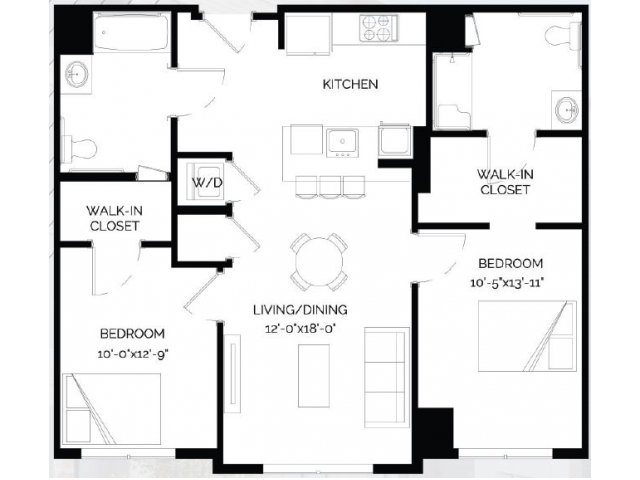 Floor Plan 22 | West of Chestnut