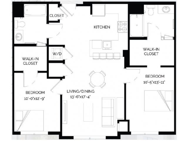 Floor Plan 23 | West of Chestnut