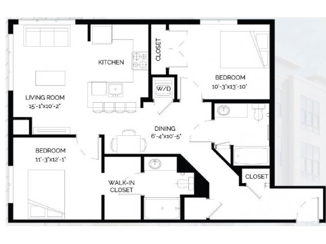 Floor Plan 24 | West of Chestnut