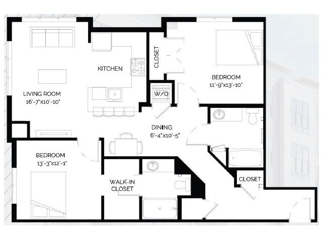 Floor Plan 28 | West of Chestnut