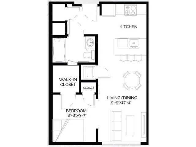 Floor Plan 29 | West of Chestnut
