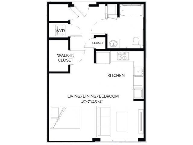 Floor Plan 30 | West of Chestnut
