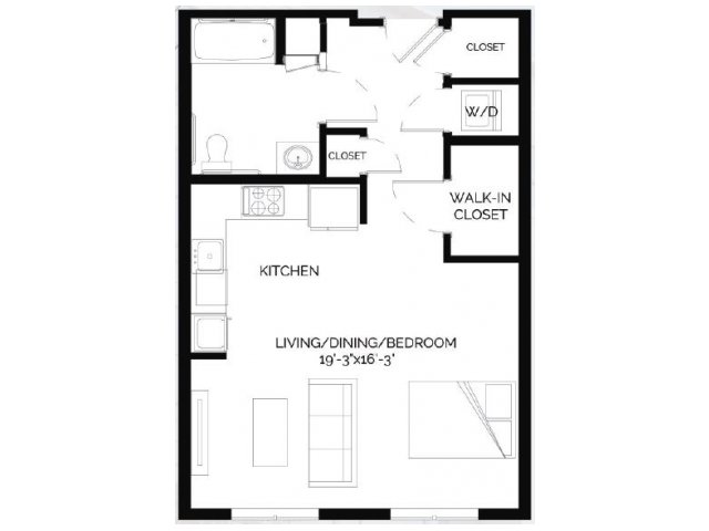 Floor Plan 31 | West of Chestnut