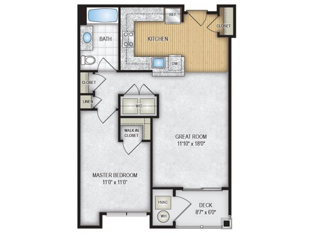 Floor Plan | The Park at Winter\'s Run