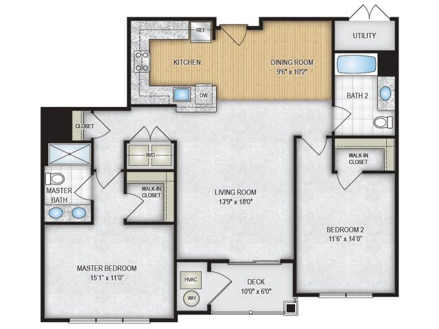 Floor Plan 9 | The Park at Winter\'s Run