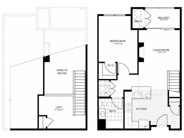 Floor Plan 2 | Verde at Greenbelt Station