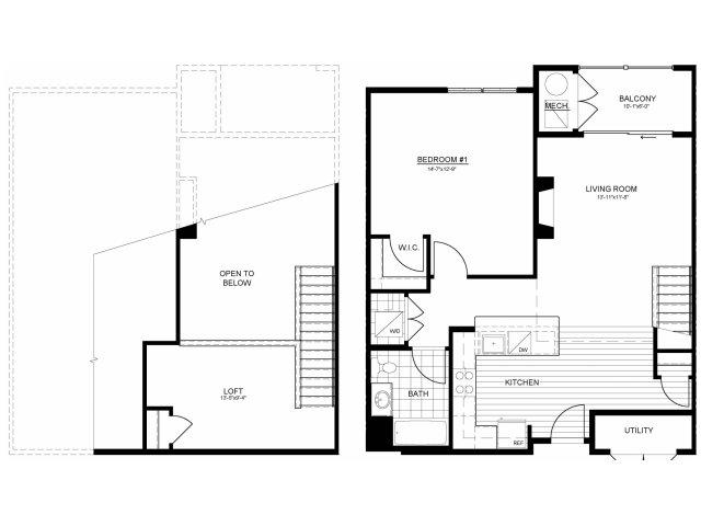 Floor Plan 9 | Verde at Greenbelt Station