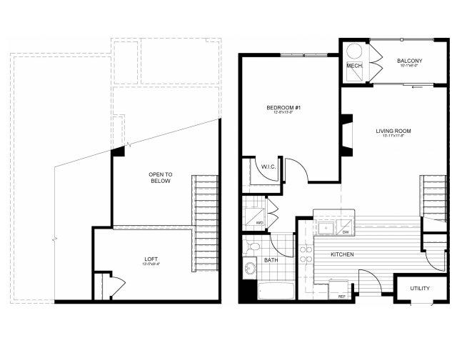 Floor Plan 11 | Verde at Greenbelt Station
