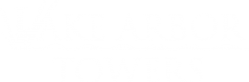 Lake Arbor towers apartments logo