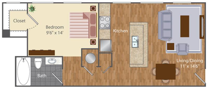 Floor Plan 3 | The Lenore