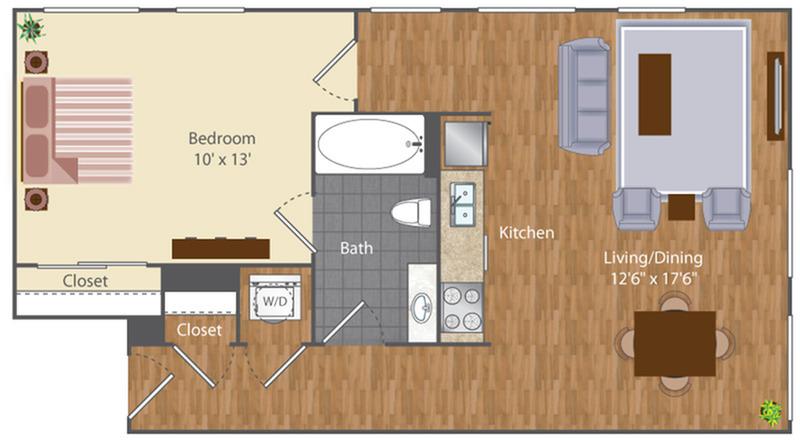 Floor Plan 6 | The Lenore