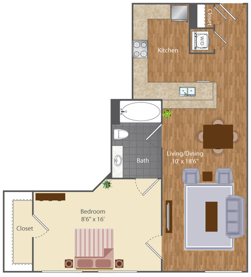 Floor Plan 7 | The Lenore
