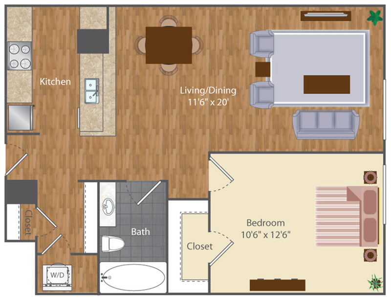 Floor Plan 9 | The Lenore