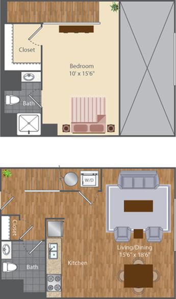 Floor Plan 13 | The Lenore