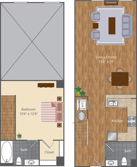 Floor Plan 14 | The Lenore