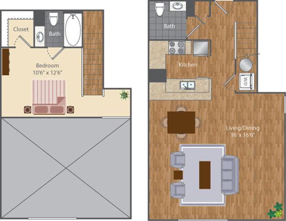 Floor Plan 16 | The Lenore