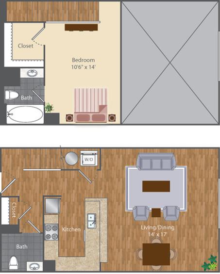 Floor Plan 17 | The Lenore