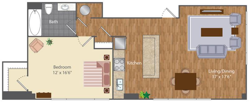Floor Plan 18 | The Lenore