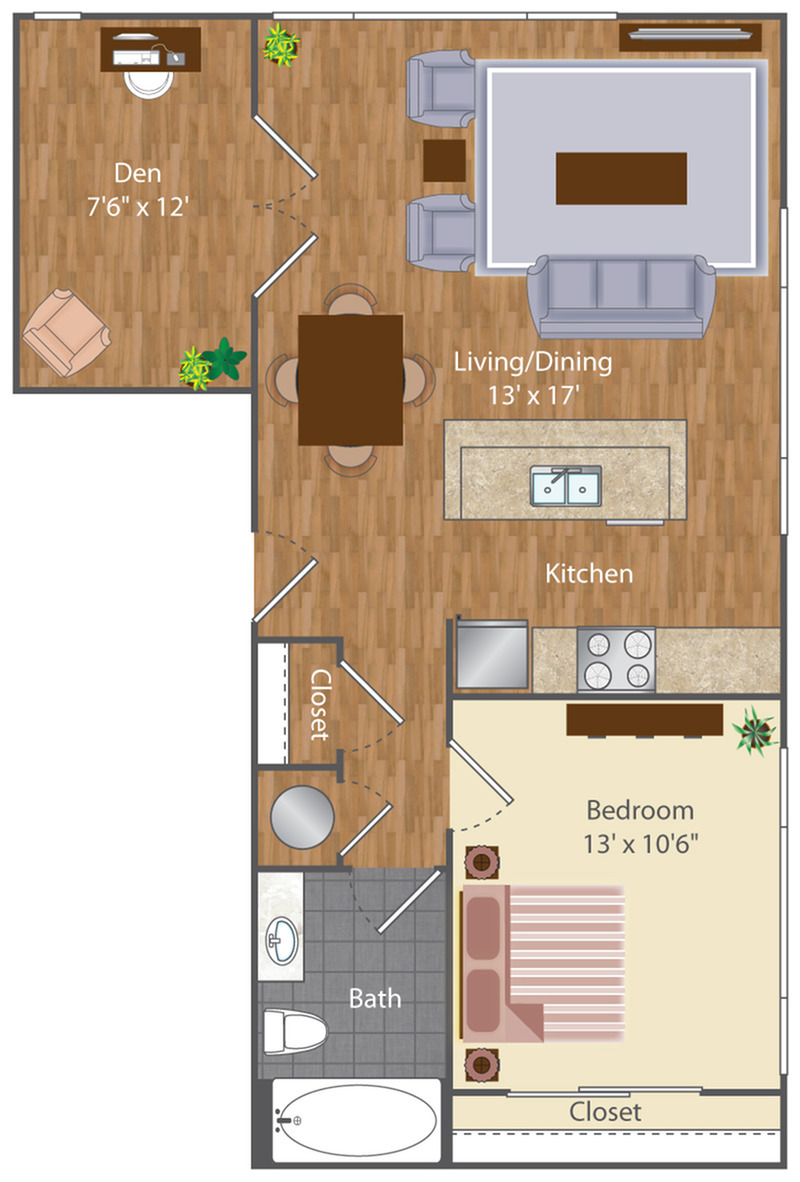 Floor Plan 19 | The Lenore