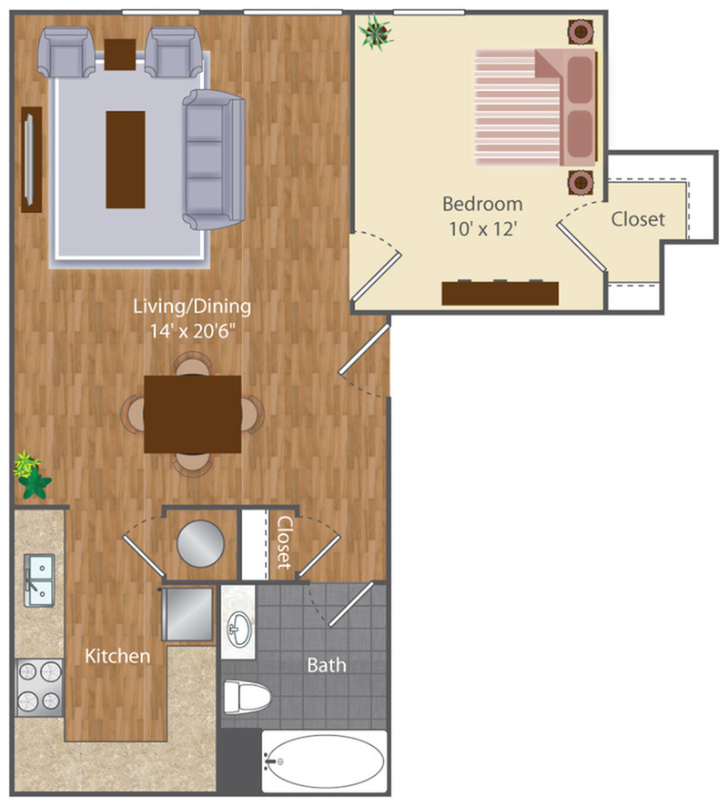Floor Plan 25 | The Lenore