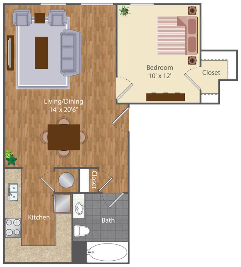 Floor Plan 25 | The Lenore