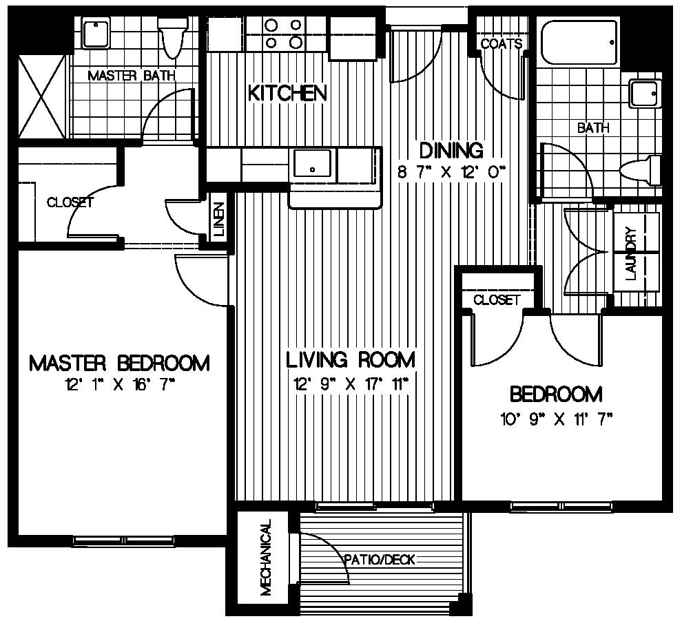 Floor Plan 6 | Berry Farms