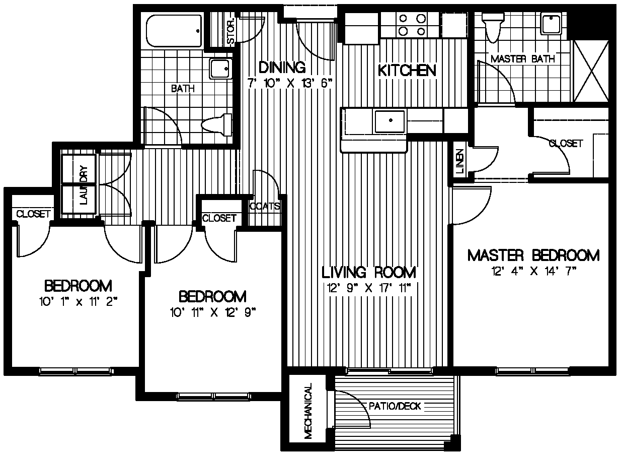 Floor Plan 10 | Berry Farms
