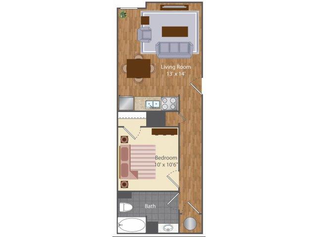 Floor Plan 2 | The Lenore