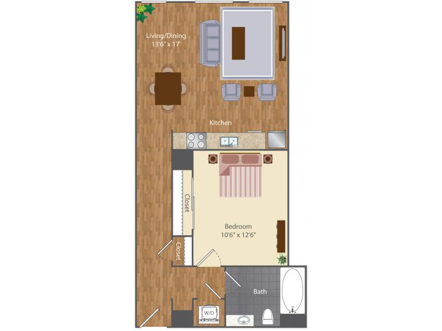 Floor Plan 4 | The Lenore