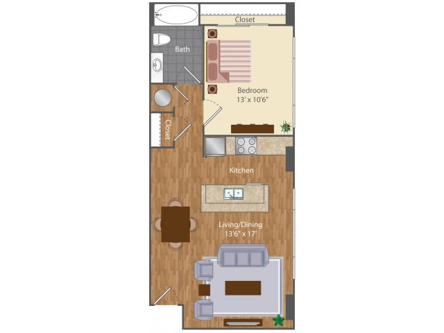 Floor Plan 12 | The Lenore