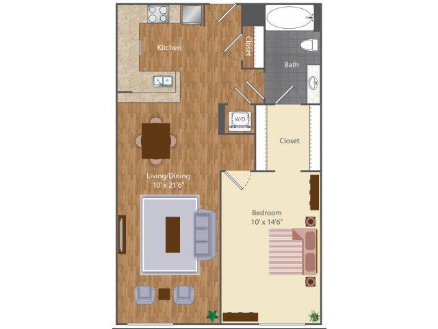 Floor Plan 8 | The Lenore