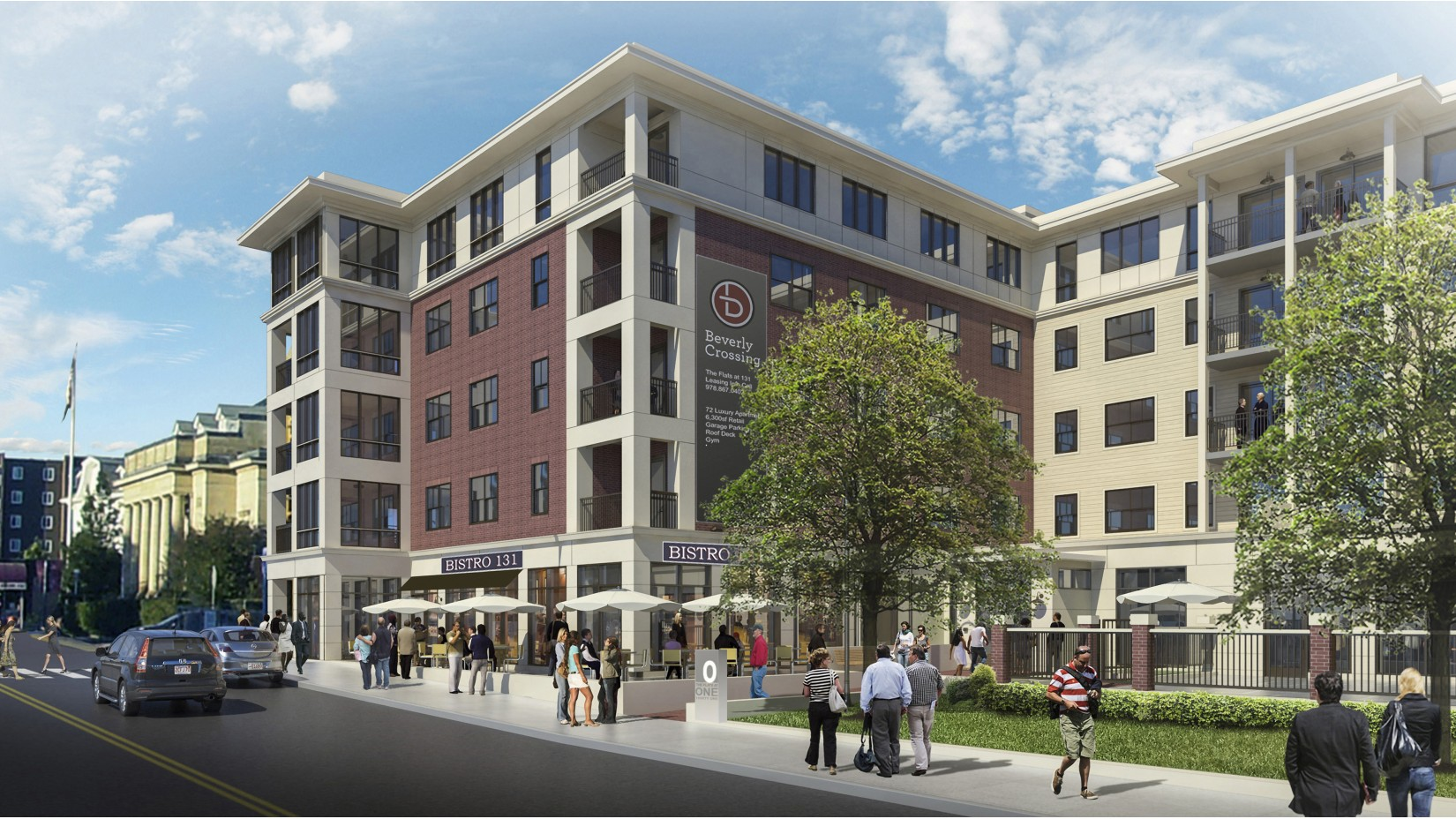 3 Residents at Dolben | Luxury Apartments in Beverly MA