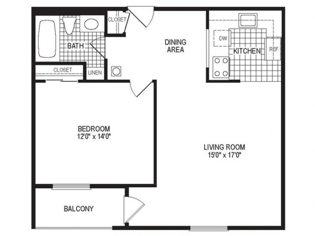 Floor Plan 2 | Stockbridge Court