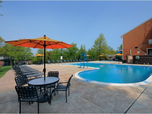 Image of Sparkling Swimming Pool for South Winds Apartments