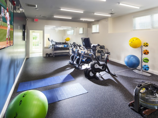 Image of Fitness On Demand for Heritage at Bedford Springs
