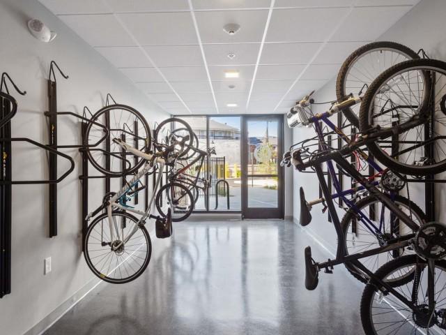 Image of Bike Storage for Link 480