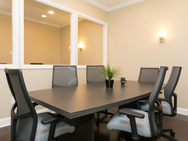 Conference Room| Apartments In North East MD | The Apartments at Charlestown Crossing
