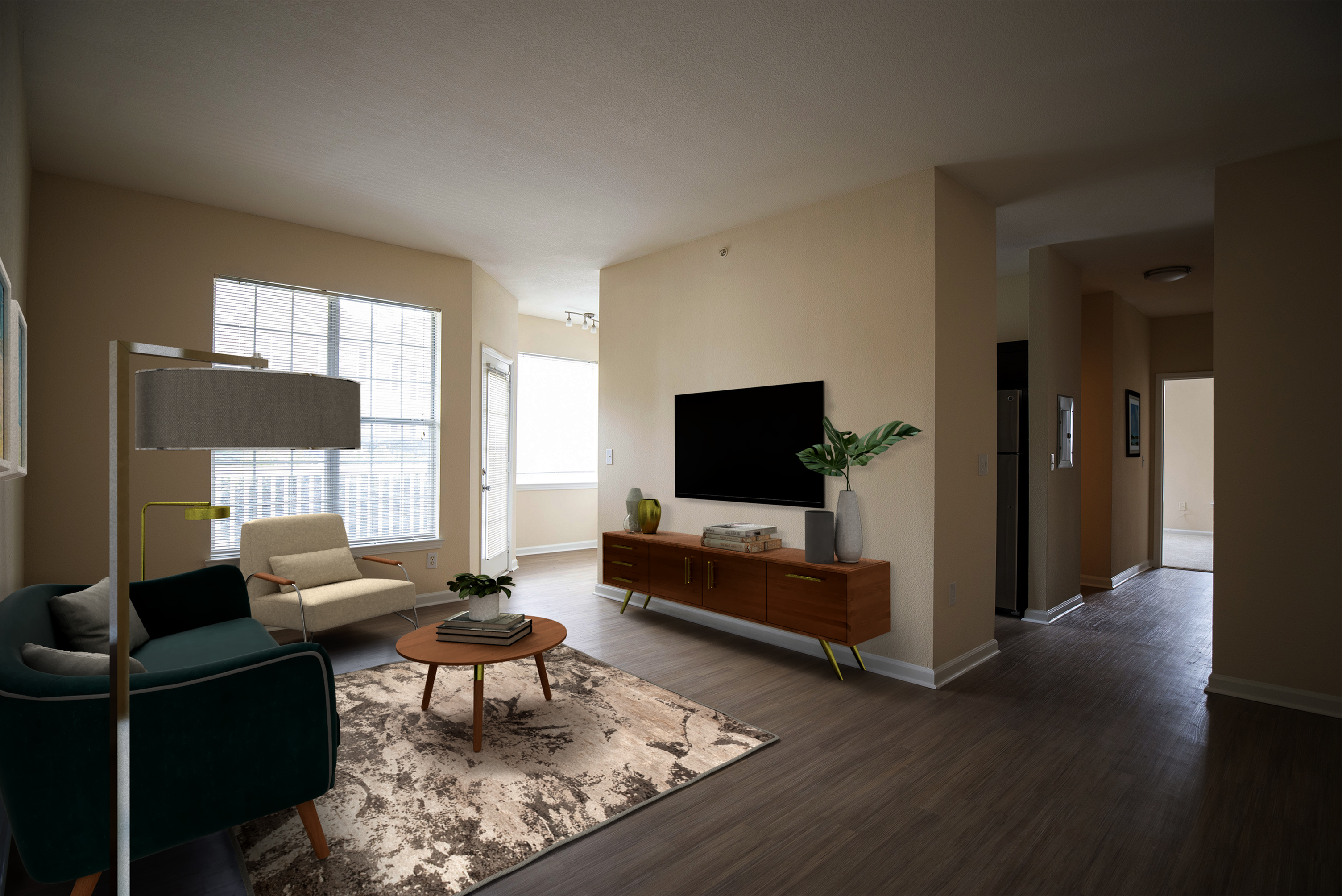Apartments For Rent in Williamsburg | Spotswood Commons
