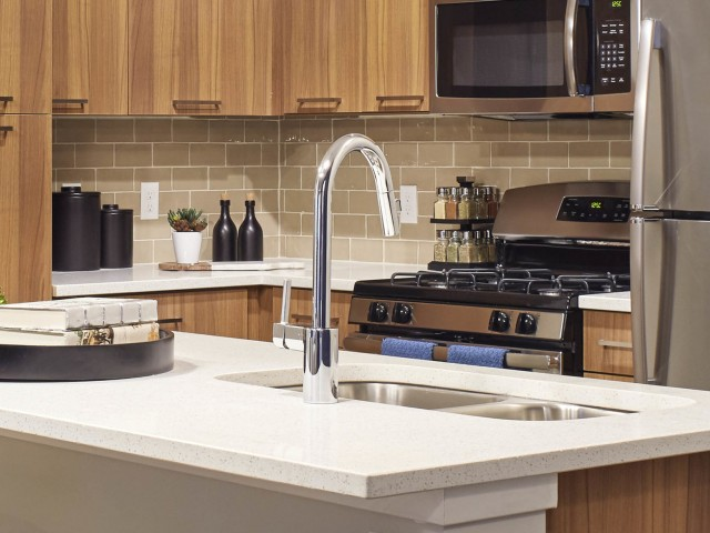 Image of Quartz Countertops for The Mave
