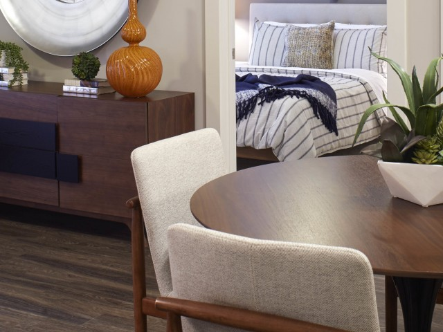 Image of Plank flooring for The Mave