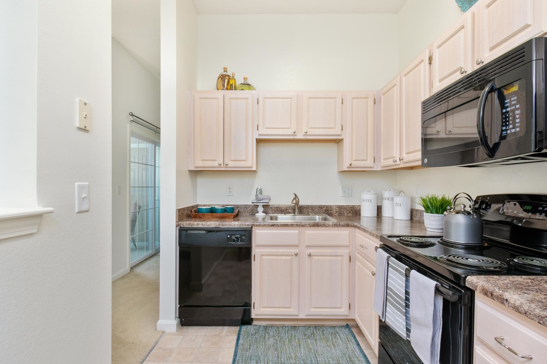 Image of Renovated kitchens and bathrooms for Greenwich Place