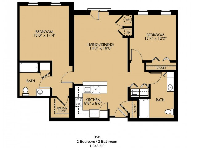 Floor Plan 13 | Malden Ma Apartments | Strata