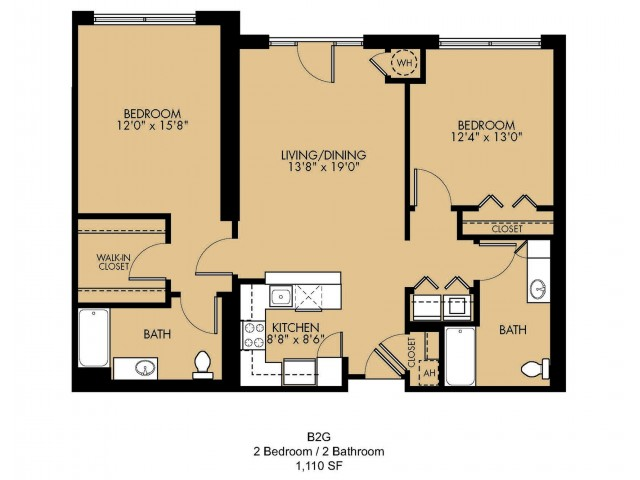 Floor Plan 18 | Malden Ma Apartments | Strata